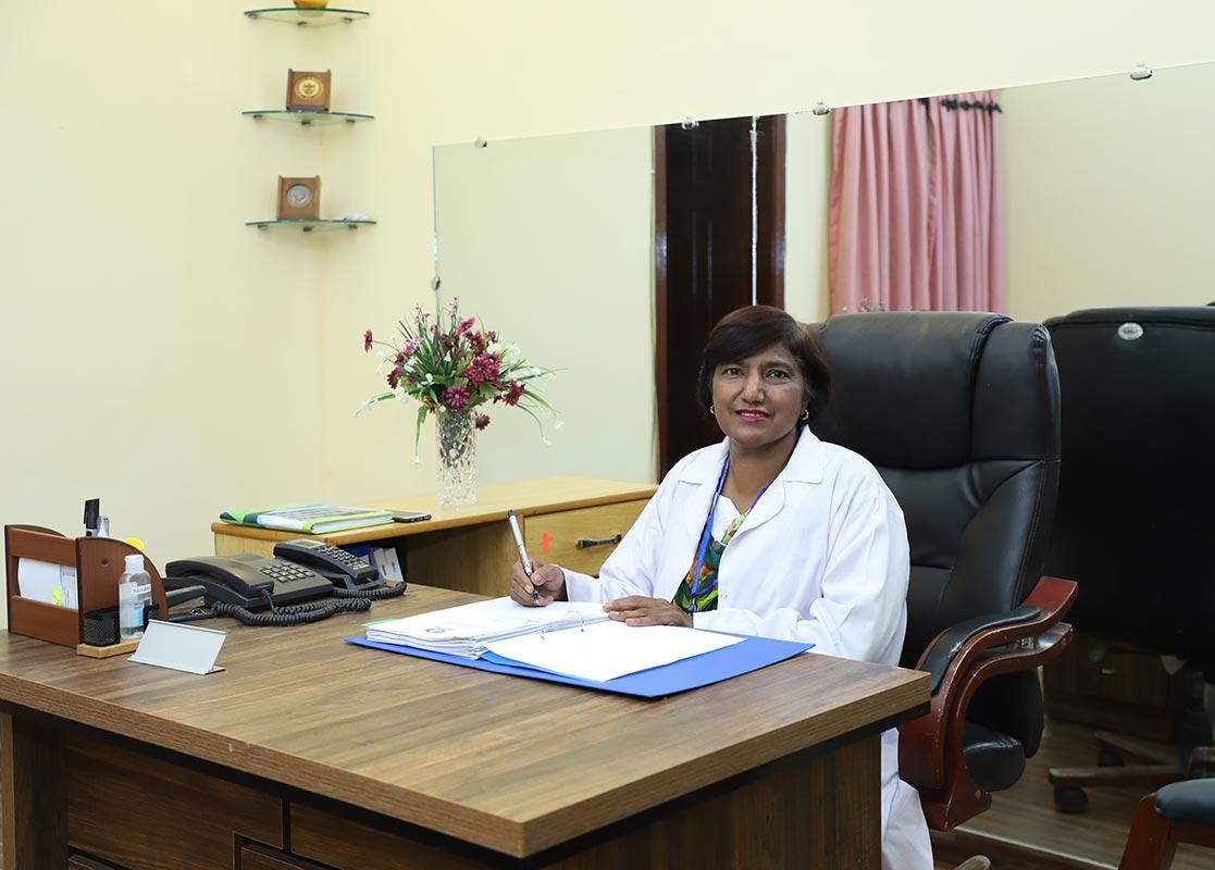 Nursing College Principal | MNAHI Principal